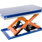 Подъемный стол 1-ножничный фото